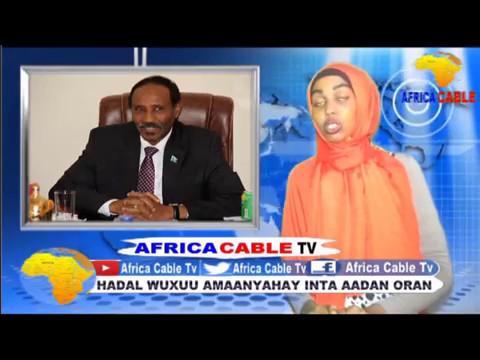 QODOBADA WARKA AFRICA CABLE TV BY XAMDI DHOOL JOWHAR 14 5 17