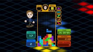 Wiiware Tetris Party Wii Gameplay HD 1080p
