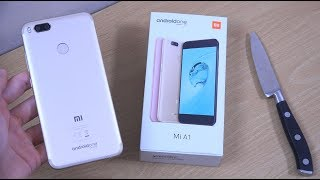 Xiaomi Mi A1 - Unboxing & First Look! (4K)