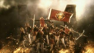 Final Fantasy Type-0 HD PC Gameplay Ultra Settings 1080p HD Gameplay