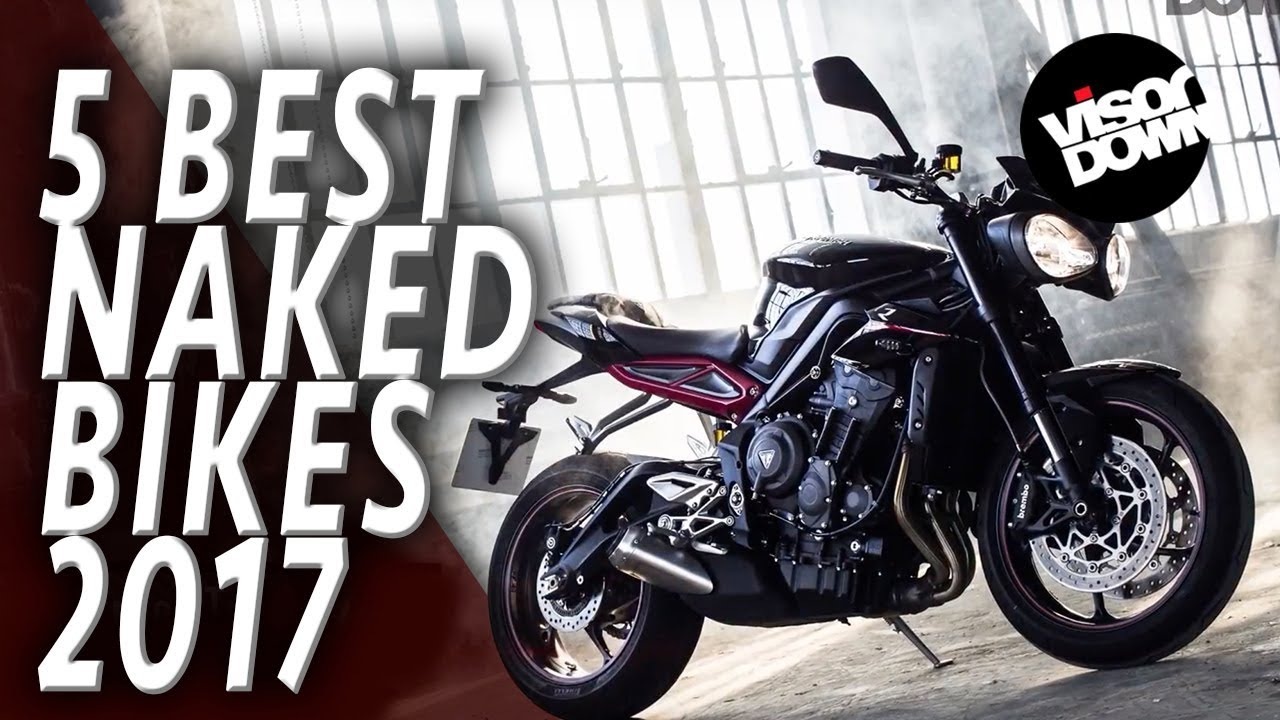Best naked style motorcycles