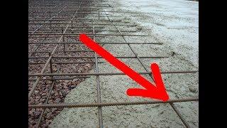 ✅ Как строители обманывают нас на бетоне? Горький опыт.