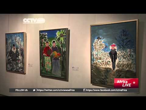 Latin America Art Fest: Nine Artists Display Their Works In Beijing