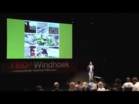 The power of the dream: Ally Angula at TEDxWindhoek