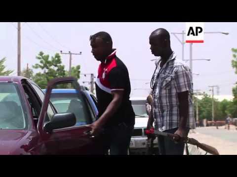 Civilian task force patrols provide security against Boko Haram