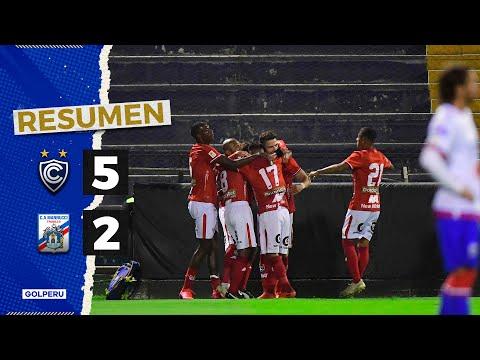 Cienciano Carlos Mannucci Goals And Highlights
