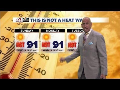 Gary Lezak Monday Evening Forecast Update 6 12 17