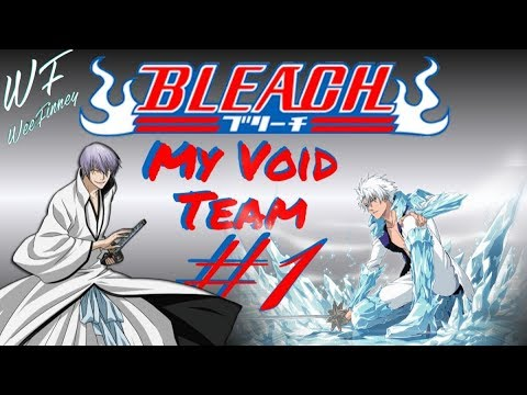 My Void Team And How To Setup | Bleach Online