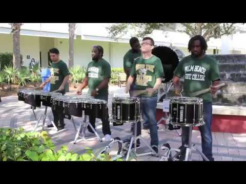 Palm Beach State College Drumline