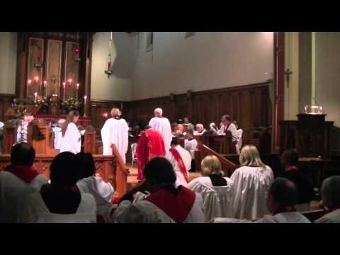 Andrew MacDonald - priestly ordination
