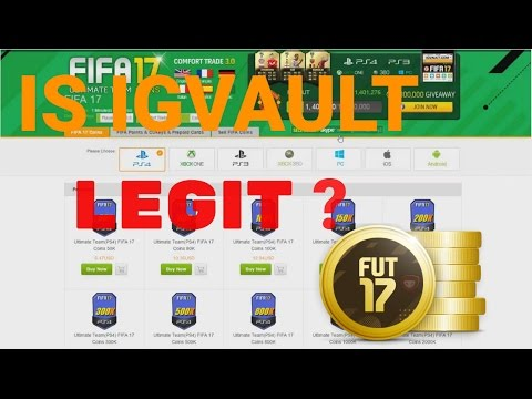 IS IGVAULT LEGIT OR A SCAM??????