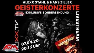 BONFIRE - Fistful Of Fire // Interview Livetalk mit Hans Ziller und Alex Stahl // AFM Records