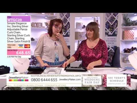 JewelleryMaker LIVE 03/12/16: 6pm - 11pm