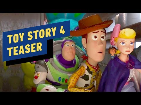 Toy Story 4 teaser trailer: Old Friends & New Faces Bo Peep