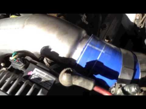 Turbo Hoses On A 6 0 Ford Powerstroke Diesel Cac Charge