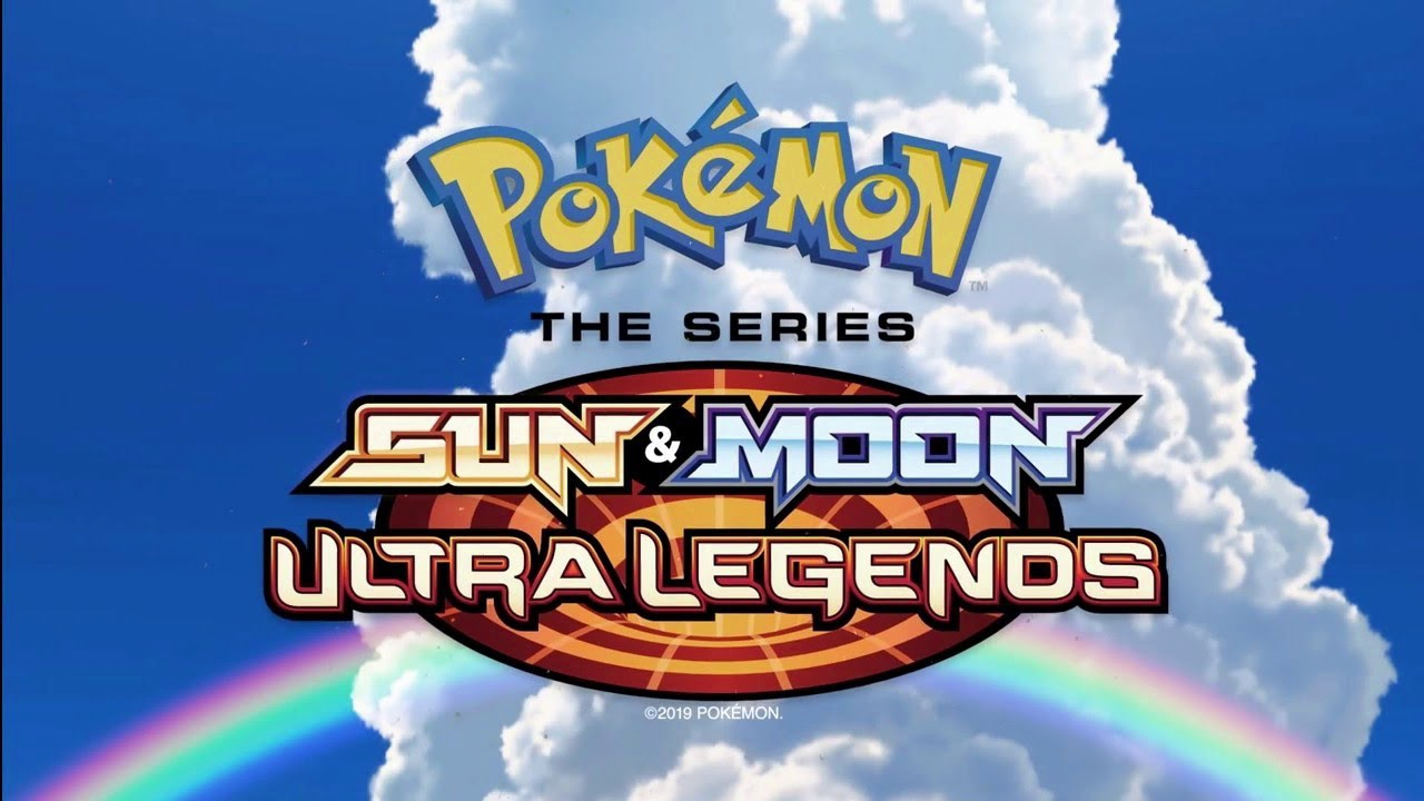 Pokemon the Series Sun & Moon Ultra Legends Greek theme - YouTube