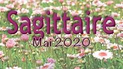 SAGITTAIRE mai 2020 - 'Le bonheur dont vous rêvez'