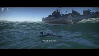 Rough Seas & Waves in War Thunder Naval Forces