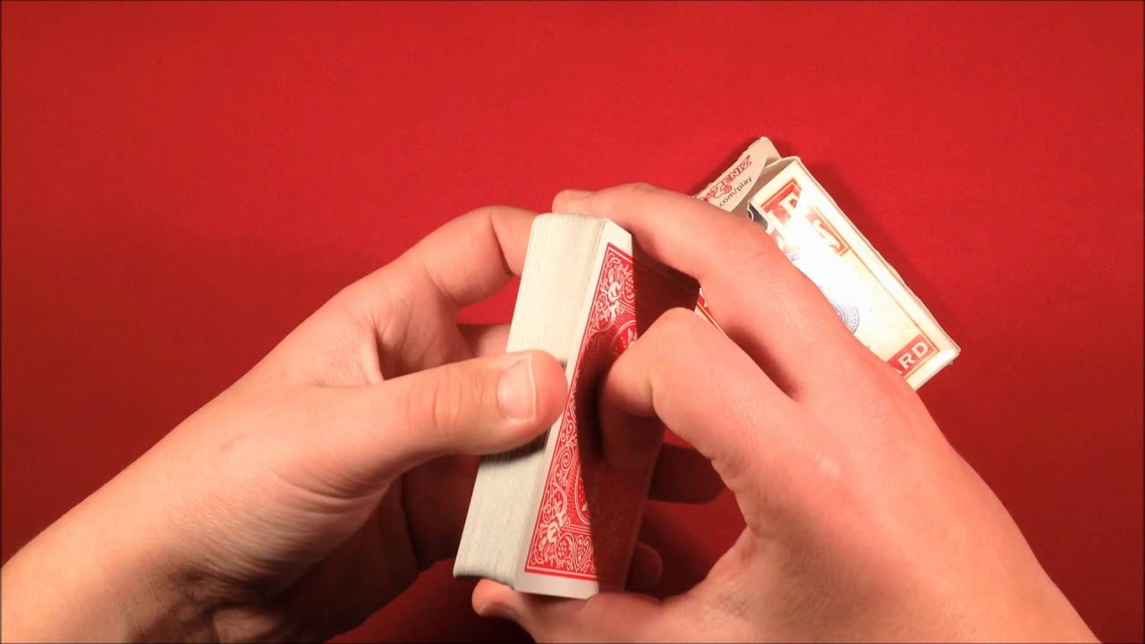 Insane Card Trick - Metacafe