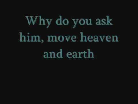 Clay Aiken- Measure of a Man lyrics