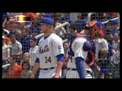 MLB: NY METS VS COLORADO ROCKIES DAILY LIVE