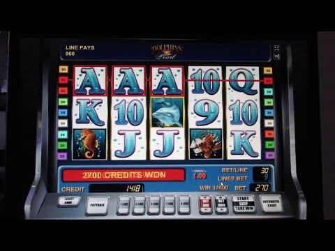 Игровые автоматы Дельфины. Способ выиграть в казино вулкан!