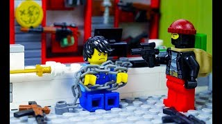 Lego robbery - shopping