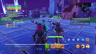 FORTNITE LIVE SAVE THE WORLD GIVEAWAY A TRAPTASTICAL EVENT:)