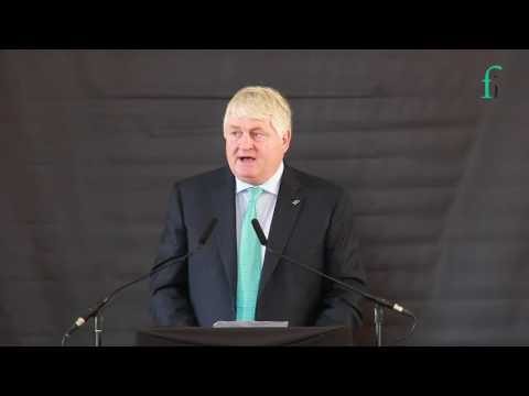 2017 FLD Award Ceremony Welcome - Denis O'Brien
