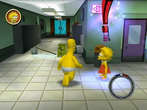 Let's Play Simpsons Hit & Run - Part 1 [HD]