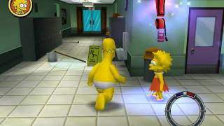 Let's Play Simpsons Hit & Run - Part 1 [HD]