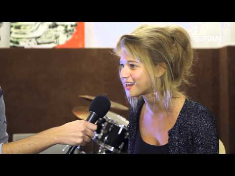 Interview with Selah Sue - september 2013 - Bucharest
