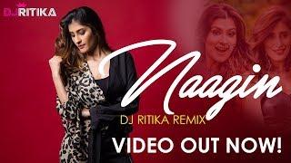 Naagin Remix by DJ Ritika | Vayu | Aastha Gill | Akasa |Puri