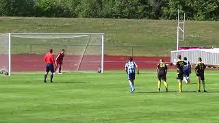 Gästabudsbollen 2018 match 1 DIF P03-2  -  Huddinge 1-1