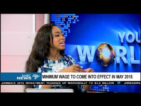 Fedusa and Numsa react to set National Minimum Wage