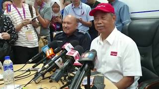 Tg Piai by-election: Muhyiddin gives thumbs up to polls process