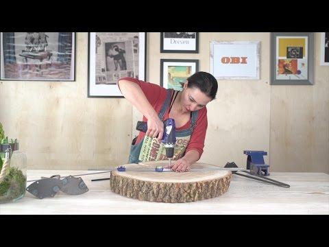 Zrób To Sama Diy Odc Nr 2 Stolik Kawowy Do Salonu Z Plastrów Drewna Szybkie Metamorfozy