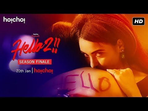 Hello | Season 2 | Raima | Priyanka | Joy | Finale Date Announcement | hoichoi