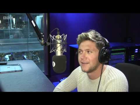 Niall Horan on Greg James Rage Against the...