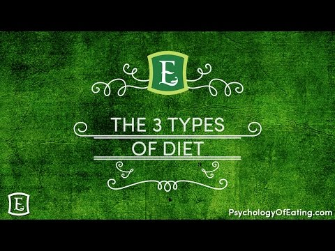 The 3 Types of Diets - with Emily Rosen