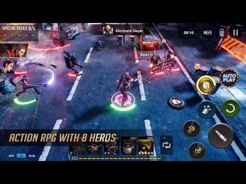 M.A.D 8 : Heroes Battle 1