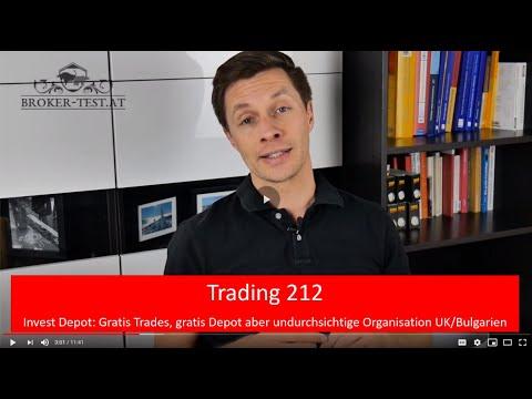 Trading 212 in Österreich & Deutschland: Gratis Trading von 2000 Aktien+ETFs, ABER Achtung!