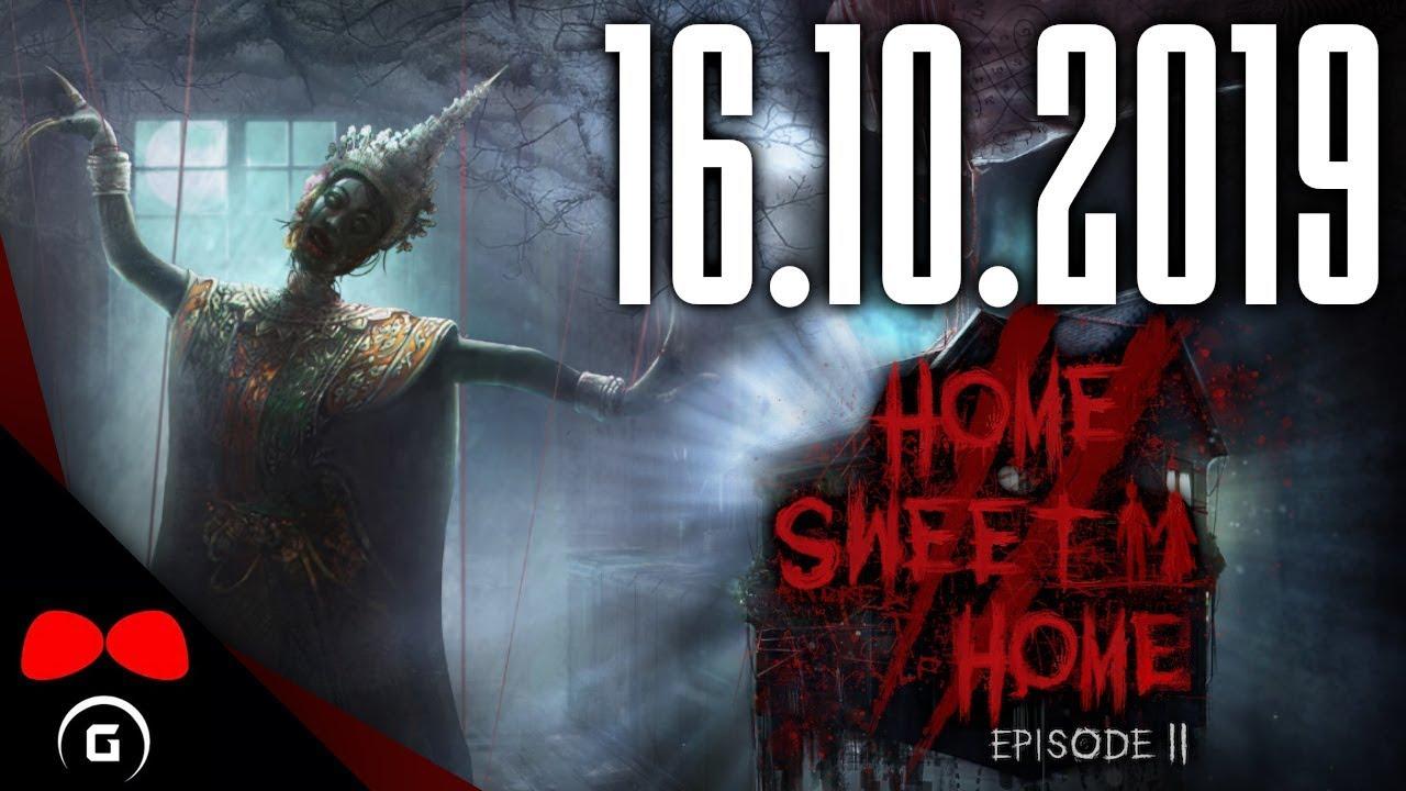 Home Sweet Home EP2   16.10.2019   Agraelus   1080p60   PC ...