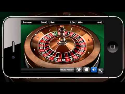 Roulette ToGo™ Mobile Betsoft Gaming