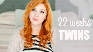 22 WEEK TWIN PREGNANCY VLOG: Good News & Must Have Products!