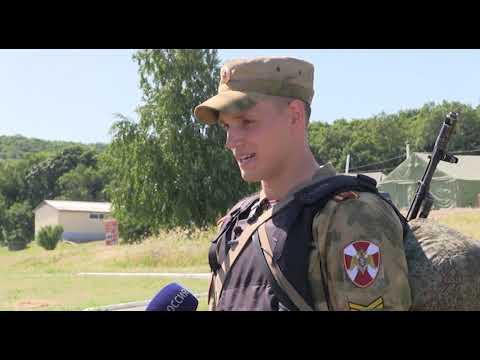 Выпускники саратовского института войск национальной гвардии готовятся к встрече с президентом