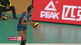 2017-2018 China Volleyball League 11th Round YUAN Xinyue Highlights