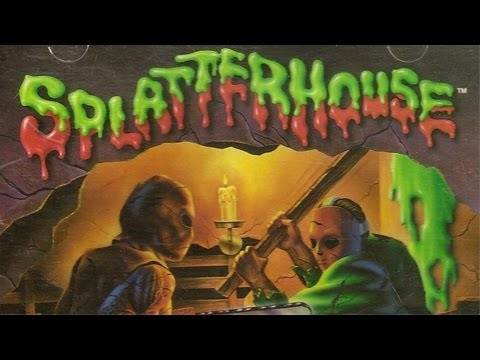 Let's Play Splatterhouse (Arcade): Complete Game