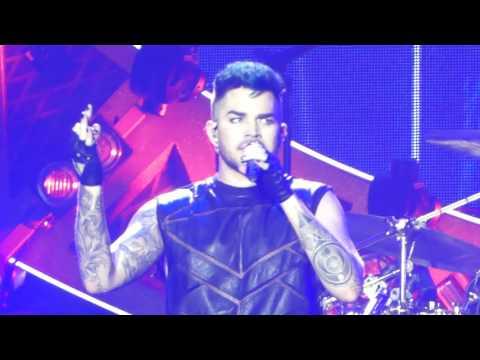 Queen + Adam Lambert - The Show Must Go On - Singapore F1 GP, 17 Sep'16