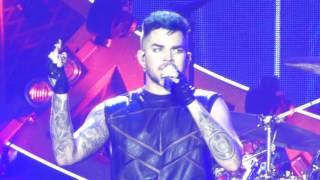 Queen + Adam Lambert - The Show Must Go On - Singapore F1 GP, 17 Sep